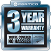 3 Years warranty web